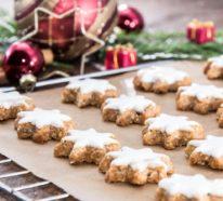 Weihnachtsplätzchen backen: Das ultimative Zimtsterne Rezept