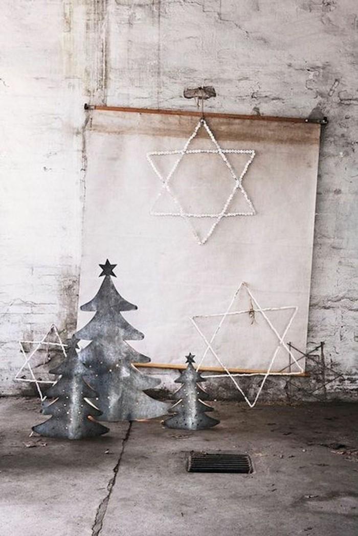 weihnachten schwarz weiss stimmungsvoll
