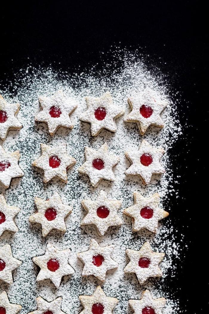 weihnachtsbacken marmelade