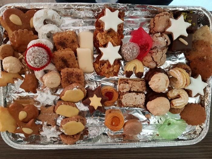 weihnachtsbacken mix