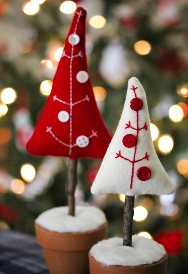 weihnachtsdeko selber basteln kleiner aufwand gro e. Black Bedroom Furniture Sets. Home Design Ideas