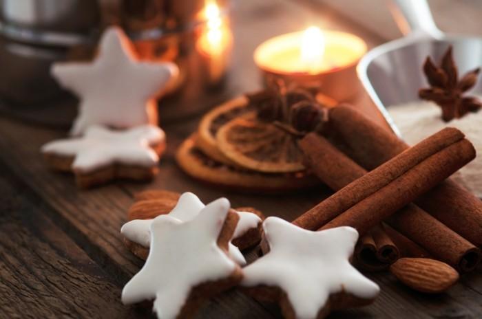 weihnachtsduft selber machenn zitrusduft marzipan