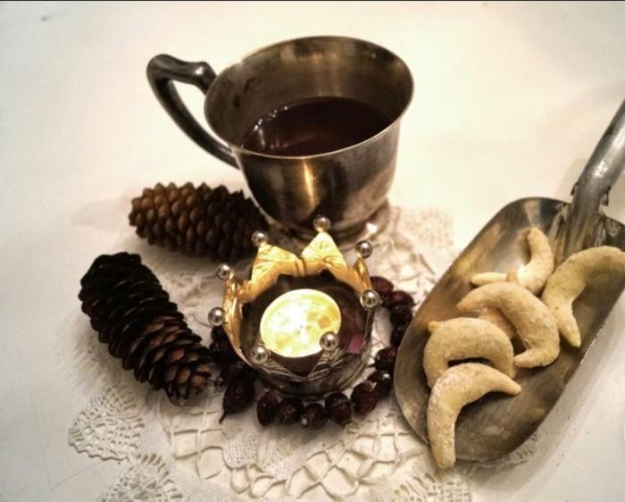 weihnachtsduft selber machenn zitrusduft gemuetlich