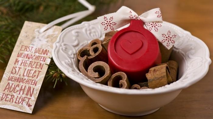weihnachtsduft selber machenn zitrusduft stempel