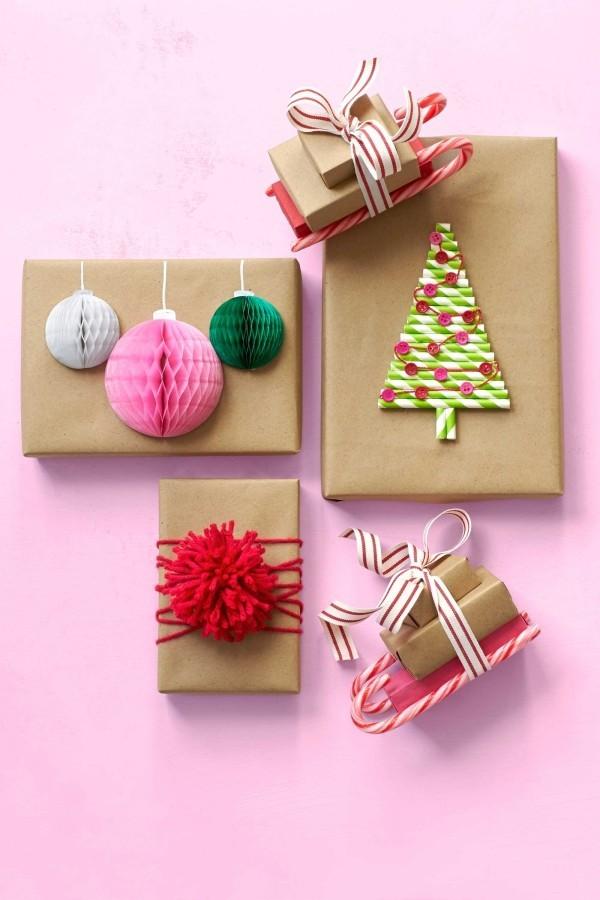 Diy Weihnachtsgeschenke Aus Und Mit Papier Die Zugleich Als