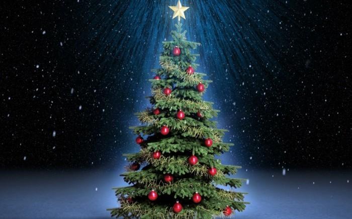 weihnachtsschmuckbasteln mit naturmaterialien weihnachstbaum