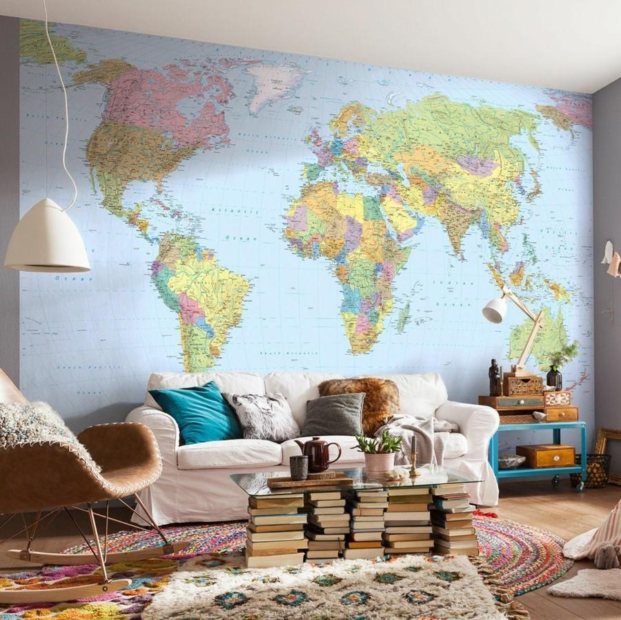 ▷ 1000 Ideen für Wandgestaltung frische Ideen für Ihre