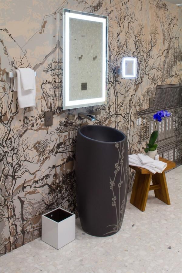 moderne badezimmer zum verlieben trendige. Black Bedroom Furniture Sets. Home Design Ideas