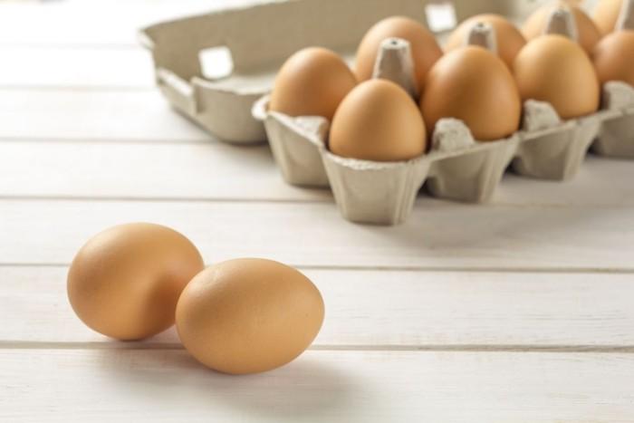 Braune oder weiße Eier hier die Antwort darauf