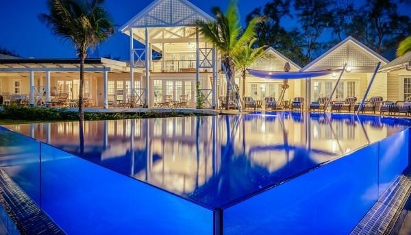 Erstklassige Unterkunft Urlaubsort private Inseln