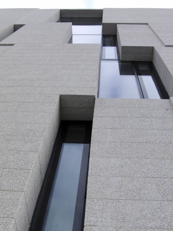 Granitplatten Fassadenplatten unregelmäßige Eelemente