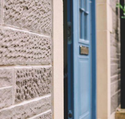 Einsatz Von Granitplatten Bei Fassaden Moderner Häuser