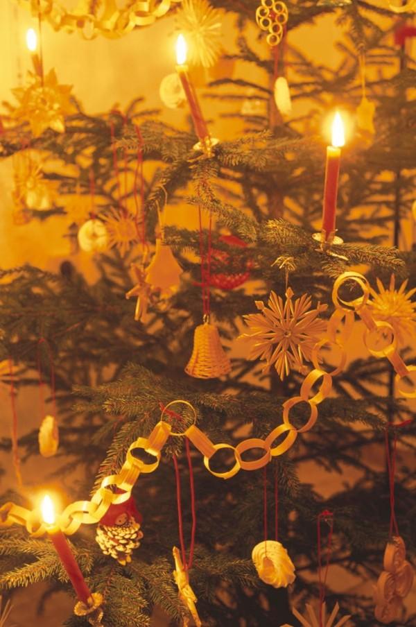 Ideen mit Herz gute Weihnachtsdeko