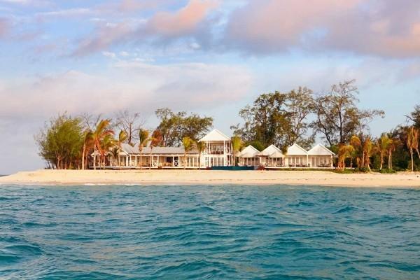 Insel Thanda purer Relax schönes