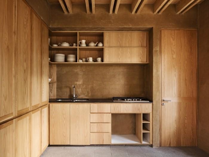 Kücheneinrichtung Innengestaltung moderne Häuser