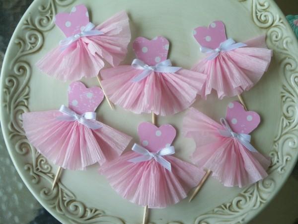 Kinderparty deko Süßigkeiten