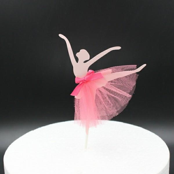 Kinderparty deko geburtstag Ballerina