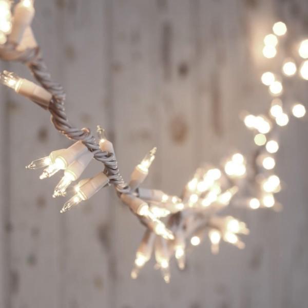 Lichterketten Weihnachtsbeleuchtun