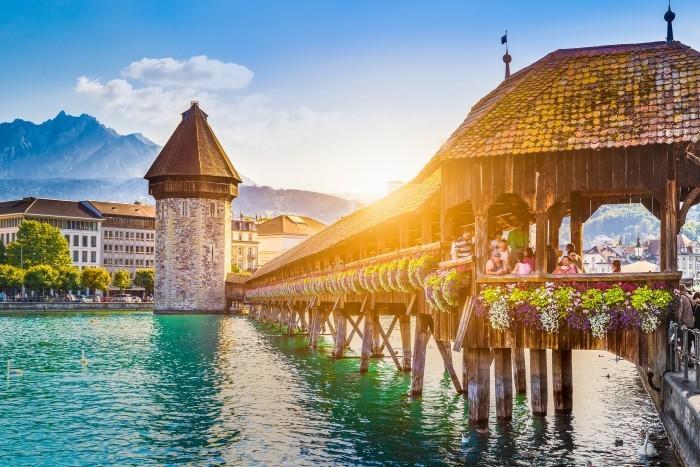 Luzern Schweiz Urlaub 2017