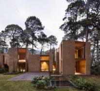 Moderne Häuser – Architektur-Inspiration aus Mexiko von Hector Barroso Riba