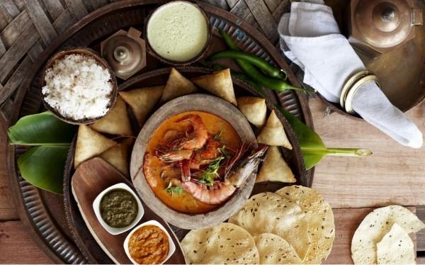 Private Inseln kulinarische Spezialitäten