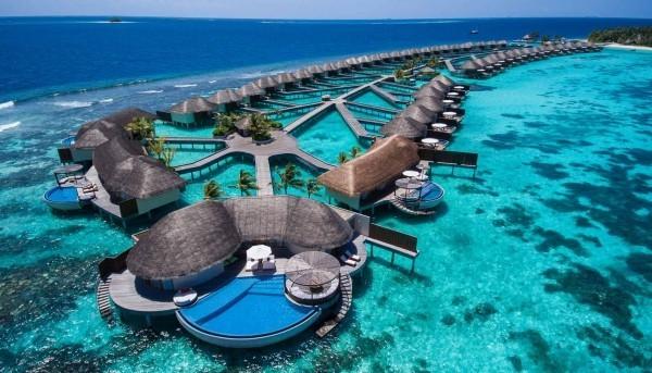Romantik Ruhe Urlaub Malediven