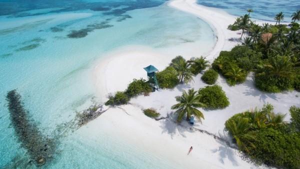Romantik pur Urlaub Malediven