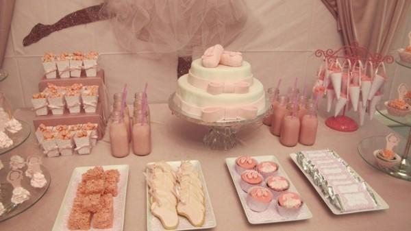 Süßigkeiten Kinderparty deko geburtstag