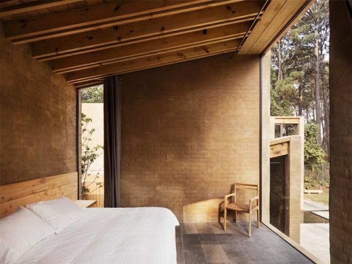 Schlafzimmer moderne Innengestaltung