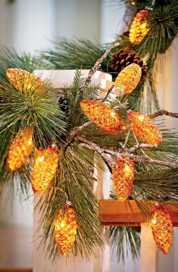 Tannenbaum Weihnachtsbeleuchtung