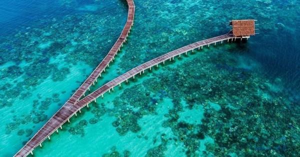 Tauchen ruhiges Gewässer viel Spaß Wassersport Inseln weltweit