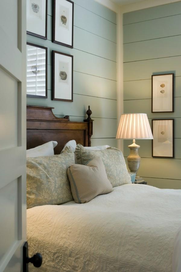 Tolle Schlafzimmereinrichtung Pastellgrün Inneneinrichtung