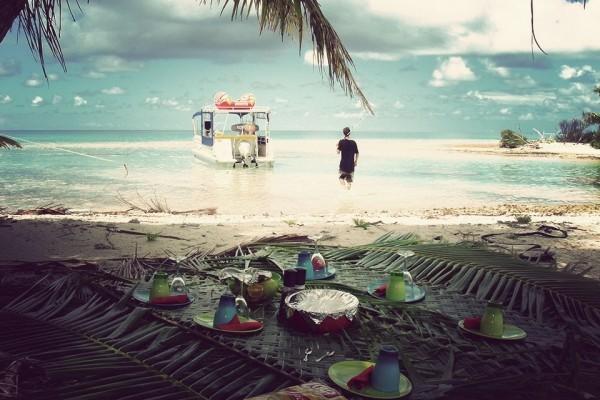 Trauminseln Abgeschiedenheit Natur Meer hinreißend