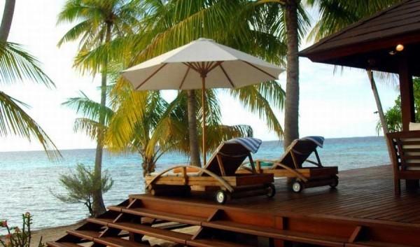 Trauminseln perfekter Urlaubsort Ruhe