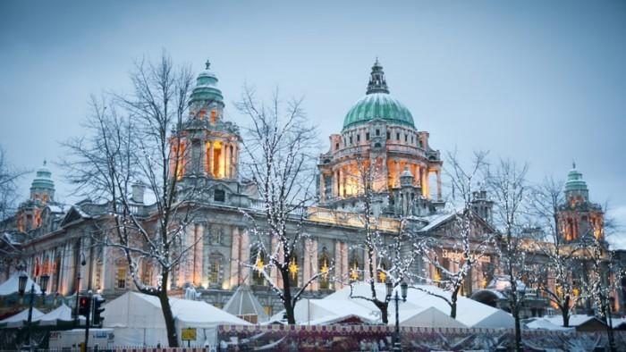 Urlaub 2017 Belfast