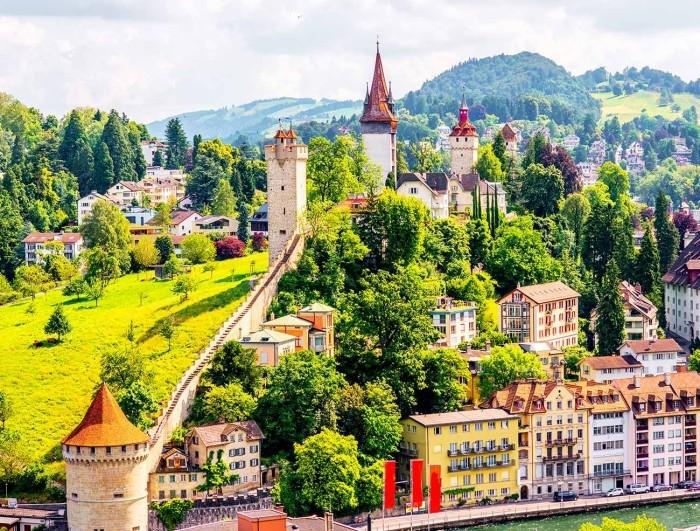 Urlaub 2017 Luzern