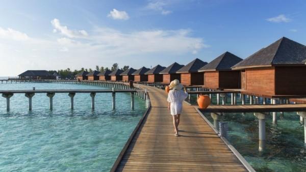 Urlaub Malediven wunderschöne
