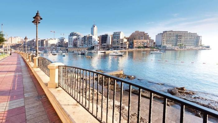 Valletta Malta Urlaub 2017