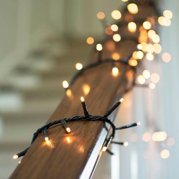 Weihnachtsbeleuchtun Details