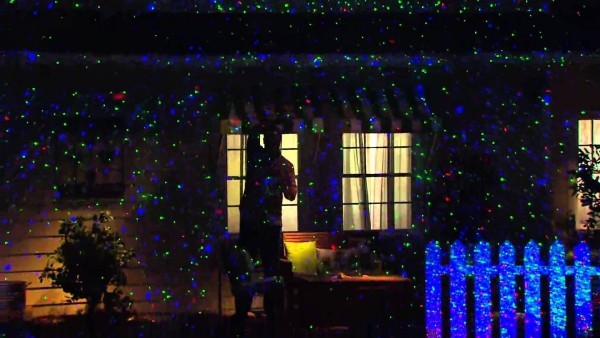 Weihnachtsbeleuchtung au en lassen sie haus und garten - Weihnachtsbeleuchtung garten ...
