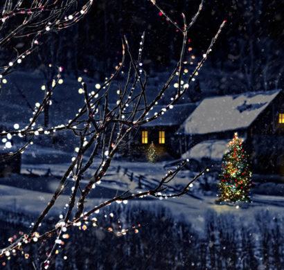 Moderne Weihnachtsbeleuchtung Außen.Weihnachtsbeleuchtung Außen Lassen Sie Haus Und Garten Festlich