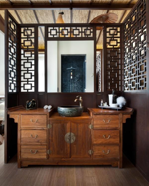 badezimmer asiatisch