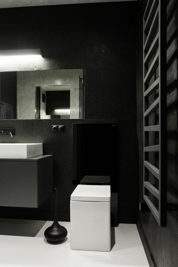 badezimmer ideen weißer boden