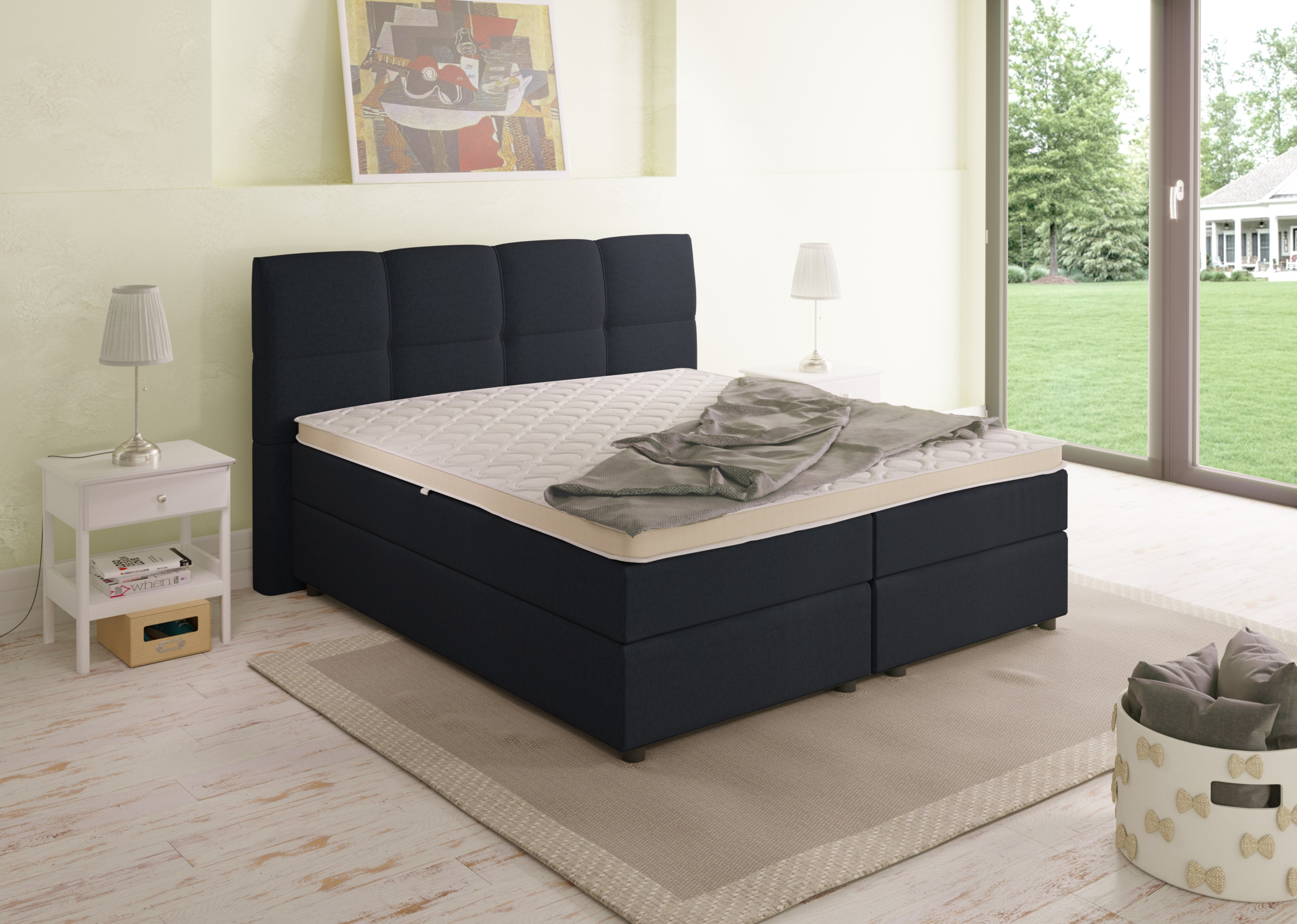 das m ssen sie unbedingt beachten wenn sie ein boxspringbett online kaufen fresh ideen f r. Black Bedroom Furniture Sets. Home Design Ideas