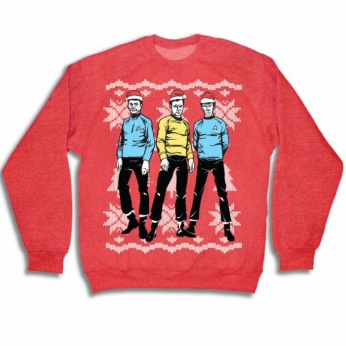 christmas sweater enterprise
