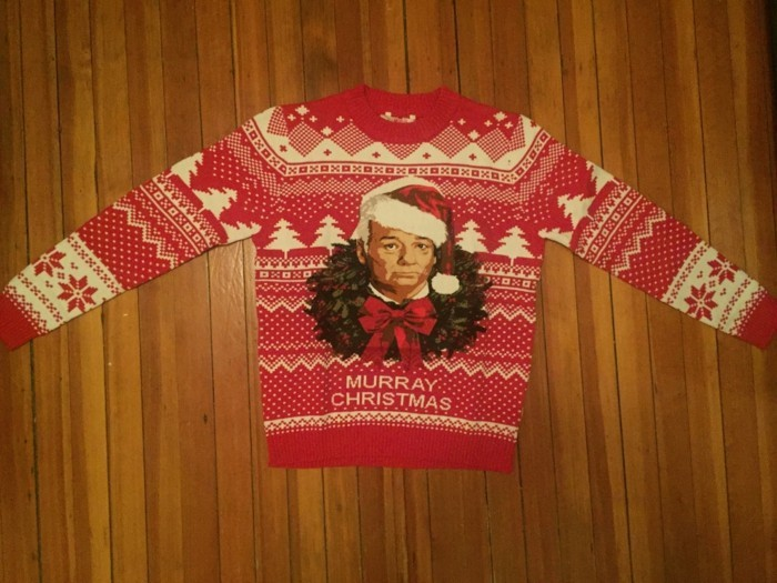 christmas sweater murry christmas