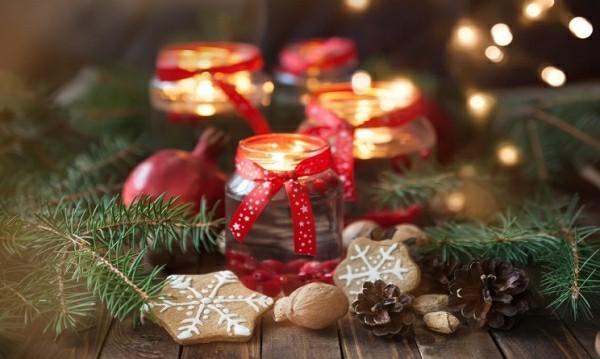deko tannenbaum geschenke aus dem glas weohnachtsgeschenke