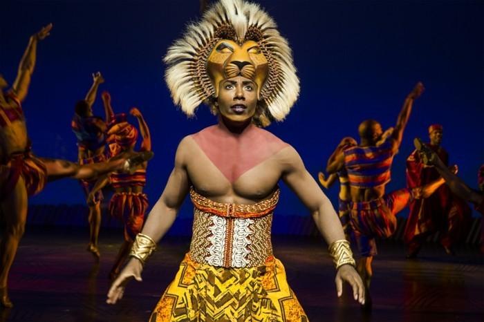 der könig der löwen musical simba
