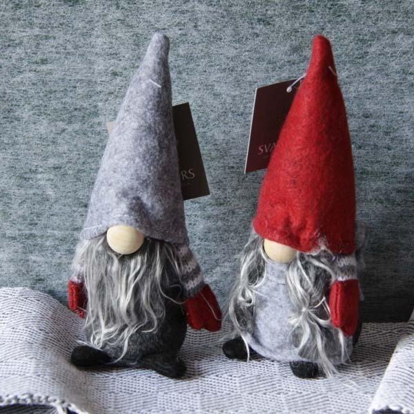 filz wichtel basteln diy ideen zu weihnachten