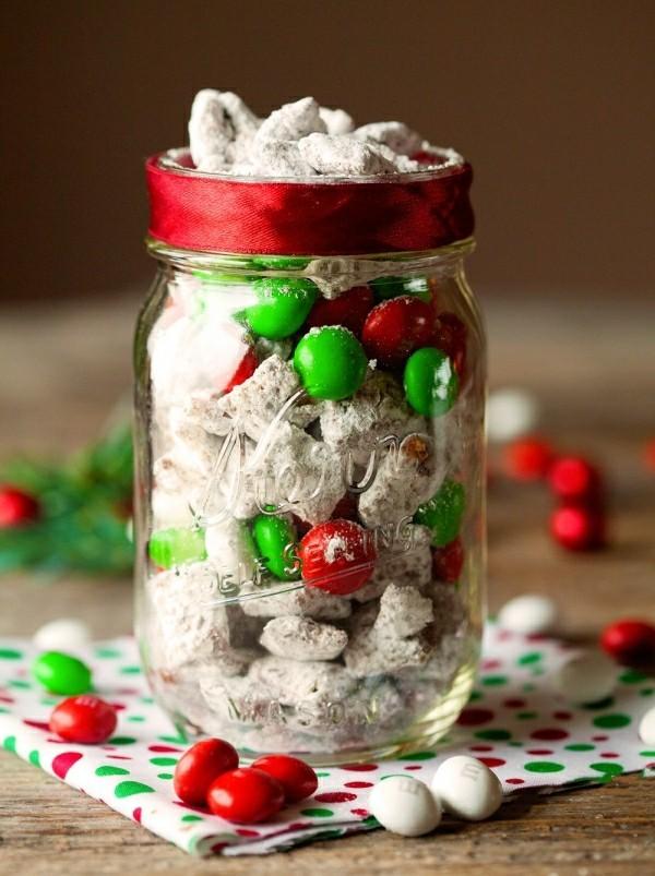 geschenke aus dem glas weohnachtsgeschenke die farben von weihnachten